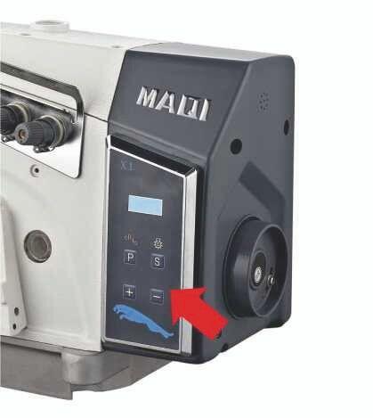 MAQI X5-5-О3/333 Вбудований серводвигун і блок управління